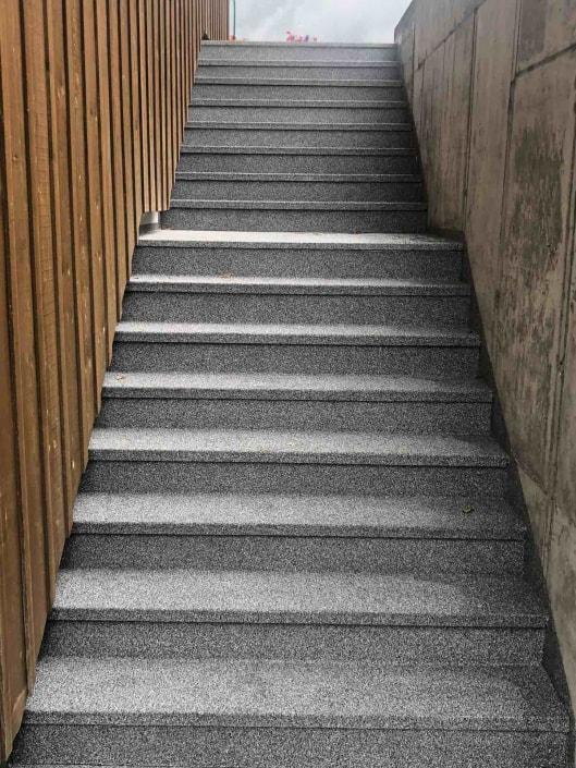 Rutschfeste Treppen Beschichtung |WB-Tech